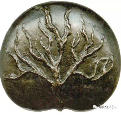 铜章,不同于钱币的艺术