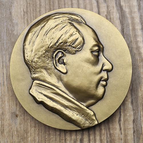 新章预定:红色记忆—毛泽东像章纪念章