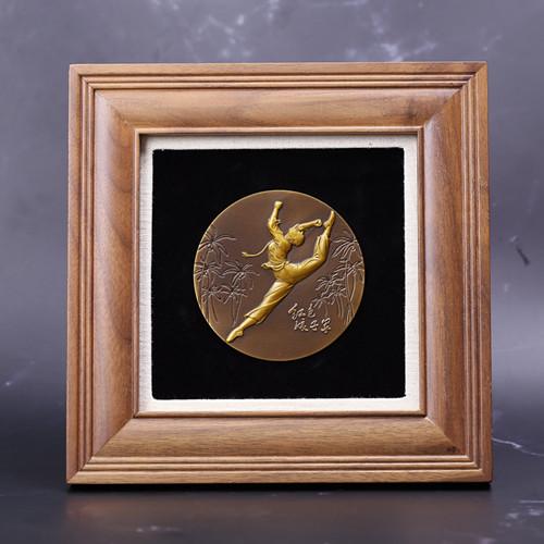 新品预定:红色记忆系列第二组--样板戏大铜章