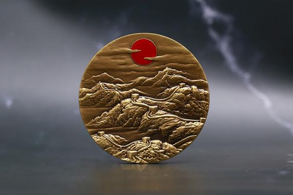 新章预定:《开国领袖》纪念铜章